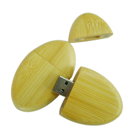 wooden USB flash disk wooden gift sample of advertisement product