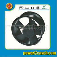 Abbeycon 12038 high quality 230v fan AC fan winding machine 120mm kitchen axial fan