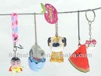 make acrylic keychains,make plastic keychains,cute voodoo doll keychain