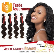 Hight quality factory price wholesale brazilian virgin hair body wave thick human hair russian