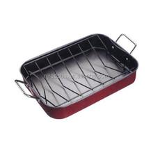 Microwave baking pan/beef baking pan/cookies baking pan
