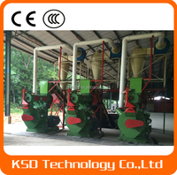 High Efficient Ring die Biomass Pellet Mill for Sale