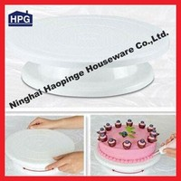 Mini Revolving Cake Stand Turntable
