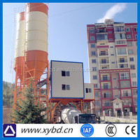 Concrete concrete batching plant/station with capacity of 75m3 per hour hzs75