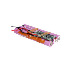 3S2P 11.1V/5.2Ah medical equipment li-ion battery pack portable Defibrillator