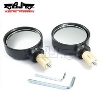 BJ-RM-043 Hot sale round motorcycle rear view convex mirror