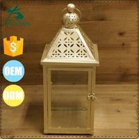 hang brass copper lantern, flash metal pagoda lantern