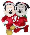 Minnie mouse, regalo de navidad