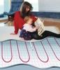 Indoor heating mat outdoor snow melting mat underfloor heating mat