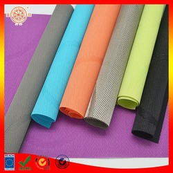 fabric for outdoor furniture sofa fabric pvc backing polyester fabric