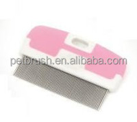 2015 hot sell pet grooming tool hair clipper with pink handle