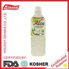 L--Houssy Aloe Vera Soft Drink Coconut Flavor