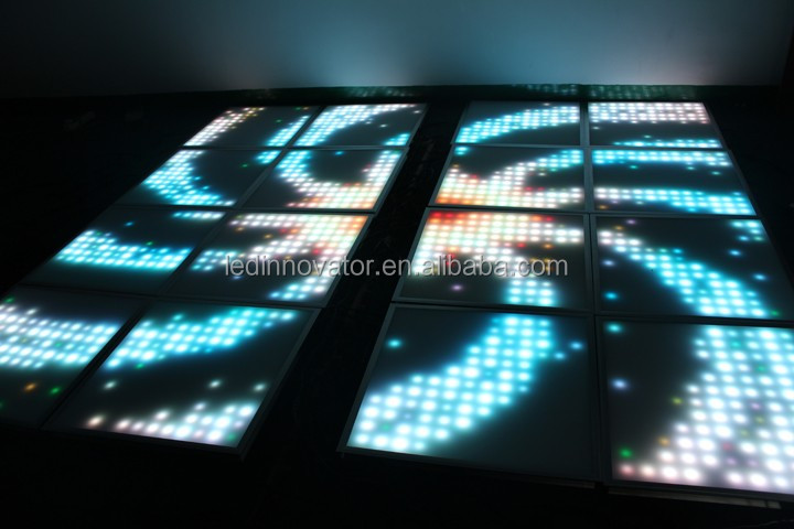 Dmx Panel Lighting For Led Dj Facade