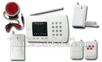 Best password protection PSTN alarm auto dialer for home security anti-theft alarm