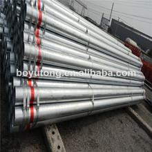 astm a53b x52 de acero al carbono tubería de gas