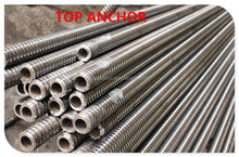 R51N self drilling hollow grouting rock anchor bolt