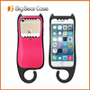 Cute cat silicone phone case for iphone 6