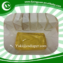 Hot melt adhesive for baby diaper and sanitary pad