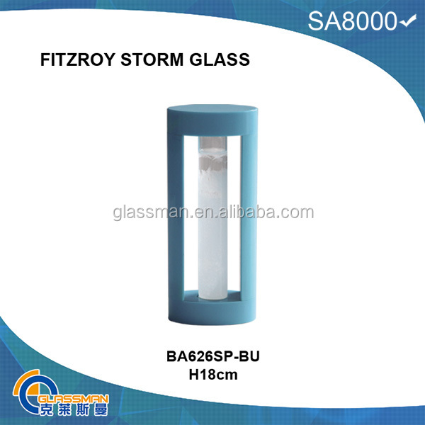Admiral Fitzroy Storm Glass