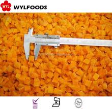 2015 crop best price iqf Pumpkin