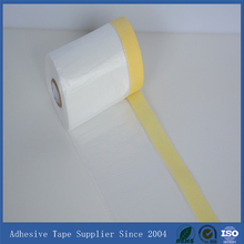 3m dust-free waterproof crepe paper masking film with factory provide