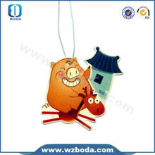 Bacon Smell Best Sell Hanging Paper Car Air Freshener