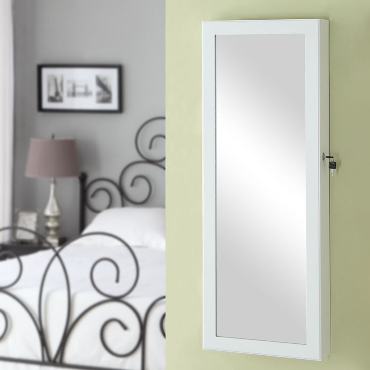 bathroom mirror mirror jewelry cabinet storage cabinet