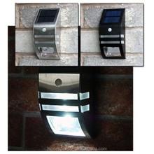 Solar Led Flood Light with Pir Motion Sensor Led Outdoor Light