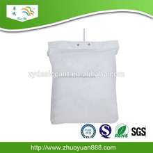 Container desiccant without corrosion