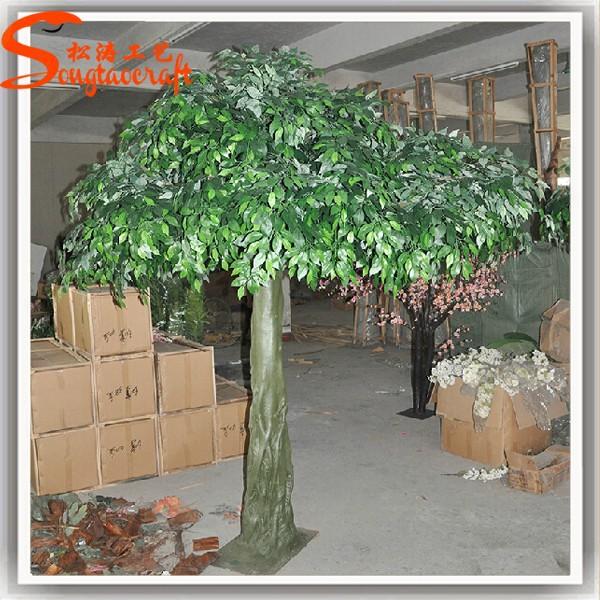 Gros artificielle bouleau faux artificielle arbre de for Arbres en plastique artificiels