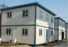 two storey modern Prefab Modular Container Living House