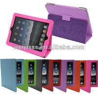 Magnetic Slim Leather Smart Cover Stand Case For iPad
