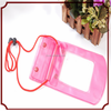 Summer waterproof cell phone bag for swimming with sling