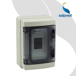 Saipwell Hot Sale CE Certificated China Wholesale Price 3 Phase Distribution Box New Electrical Power Distribution Boxes