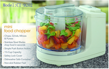 120V 60W commercial nice design mini food processor