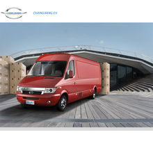Shenzhen Luxury Electric Vehicle : Mini Cargo Van / Transit Van / Small Delivery or Transfer Van / Truck, 2 Seats, Utility Car