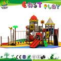 Equipamentos de playground ao ar livre brinquedos do parque de diversões venda