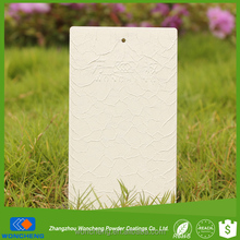 Ral 9016 White Lizard Effect Outdoor Powder Coating