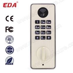 Electronic Cabinet Lock Card Swipe Locker Lock with Master Key