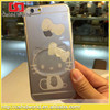 2015 Best Selling 3D Cartoon TPU Hello Kitty Case For Iphone 5