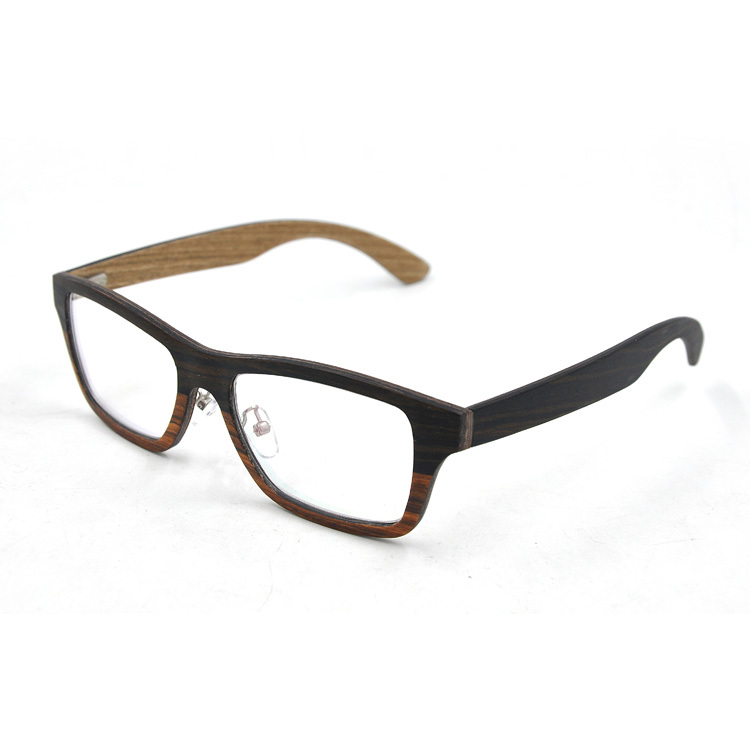 Wooden Framed Fashion Glasses : Hot sale brand new fashion wood framed glasses,wood framed ...
