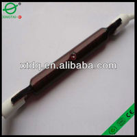 Ruby coating Carbon fiber heating tube