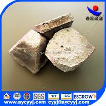 china ferro silicon aluminum alloy ingot powder