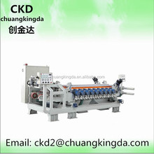 CKD- Wet Type CNC Squaring Chamfering 45 degrees Machine for tiles