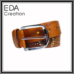 Latest Design Fashion Style Cheap PU fanshion Man Belt with laser buckle