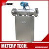 Digital mass conducting liquid flow meter