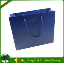 Luxury Custom Made Paper Shopping Bag Printing Wholesale CY-SY096