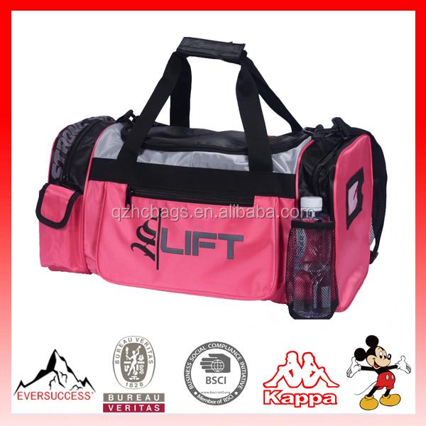 2014 moda esportes e lazer Bag esporte saco de viagem ( HC-A557 )