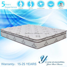 New Style Luxury Bedroom Sets Gel Memory Foam Mattress