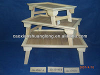 2014 New Design Antique Wooden Japanese Low Dining Table for Sale